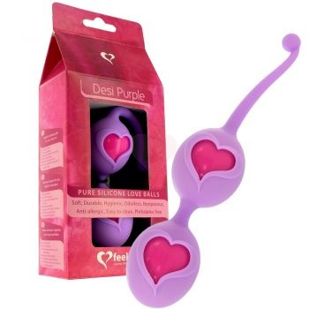 Venušiny kuli�ky Feelz Toys - Desi Love Balls