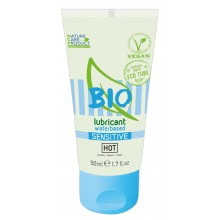 Lubrikační gel BIO Hot Sensitive 50 ml